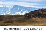 landscape of the altai... | Shutterstock . vector #1011251494
