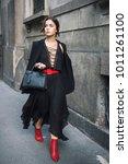 milan  italy   september 23 ... | Shutterstock . vector #1011261100