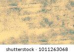 grunge beige blue | Shutterstock . vector #1011263068
