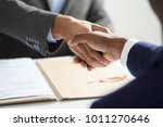 close up of businessperson... | Shutterstock . vector #1011270646