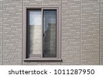 housing sash outer wall | Shutterstock . vector #1011287950