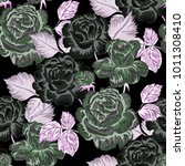 Rose Seamless Pattern....