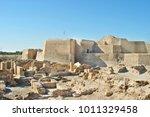 bahrain castle view | Shutterstock . vector #1011329458