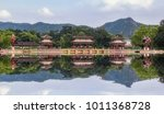 Chinese Style Ancient Building...