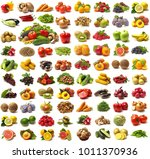 Fruit And Vegetables For All...