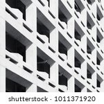 architecture details building... | Shutterstock . vector #1011371920