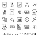 simple collection of tax... | Shutterstock .eps vector #1011373483