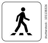 Pedestrian Crossing   Crosswal...