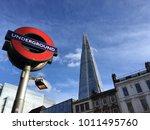 london uk 2 jun 2017 ... | Shutterstock . vector #1011495760