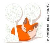 child's vector illustration of...   Shutterstock .eps vector #1011498760