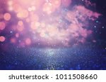purple glitter lights... | Shutterstock . vector #1011508660