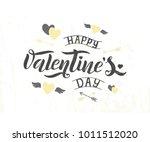 vector illustration of happy... | Shutterstock .eps vector #1011512020