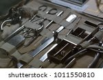 a set of surgeons   the main... | Shutterstock . vector #1011550810