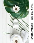 spa care  beauty  cosmetics ...   Shutterstock . vector #1011575248