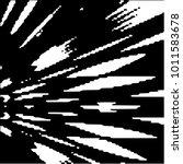 grunge halftone black and white ...   Shutterstock . vector #1011583678