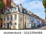 london  uk   25 august  2017 ... | Shutterstock . vector #1011596488