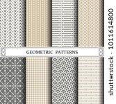 geometric vector pattern...   Shutterstock .eps vector #1011614800