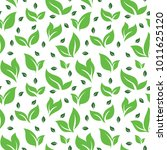 seamless pattern simple... | Shutterstock .eps vector #1011625120