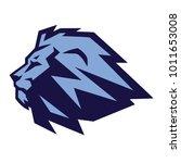 lion mascot logo design   Shutterstock .eps vector #1011653008