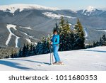 full length shot of a happy... | Shutterstock . vector #1011680353