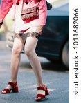 milan  italy   september 22 ... | Shutterstock . vector #1011682066