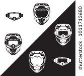 vector illustration of race... | Shutterstock .eps vector #1011713680