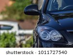 car in a car park. bournemouth  ... | Shutterstock . vector #1011727540