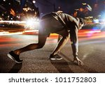 urban sports concept  young... | Shutterstock . vector #1011752803