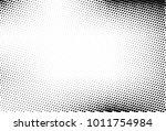 halftone background. digital... | Shutterstock .eps vector #1011754984
