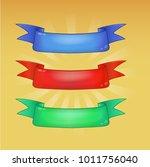 cartoon ribbons   mobile game...