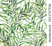 watercolor pattern with... | Shutterstock . vector #1011767536