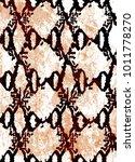 snake skin texture.  texture...   Shutterstock .eps vector #1011778270