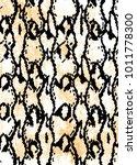 snake skin texture.  texture...   Shutterstock .eps vector #1011778300