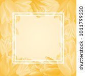 vector greeting card template... | Shutterstock .eps vector #1011799330