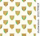tortilla or sandwich tacos food ...   Shutterstock .eps vector #1011799819