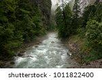 Violent Streams Of A Mountain...