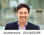 close up portrait of handsome... | Shutterstock . vector #1011852109
