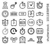 Countdown Icons. Set Of 25...