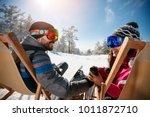 couple spending time together... | Shutterstock . vector #1011872710
