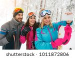 adventure  travel  hike and... | Shutterstock . vector #1011872806