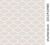 subtle seamless pattern of mesh ... | Shutterstock .eps vector #1011910480