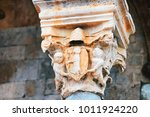 decoration of cathedral of... | Shutterstock . vector #1011924220