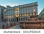 rome  italy   june 23  2017 ...   Shutterstock . vector #1011932614