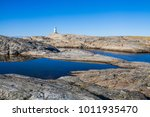 A Lighthouse  Marstrand  Bohusl ...
