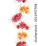 japanese style cluster... | Shutterstock .eps vector #1011957508