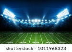 american football arena field... | Shutterstock .eps vector #1011968323