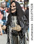 atlanta  ga  usa   october 21 ... | Shutterstock . vector #1011979228