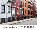 new york city historic gay...   Shutterstock . vector #1011990400