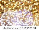 christmas lights background....   Shutterstock . vector #1011996133