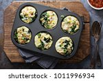 High Protein Egg Muffins With...